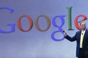 Google会長が株売却で約2500億円
