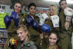ミス・イスラエル出場20人中6人が現役女性兵士