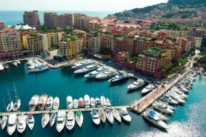 不動産地価、最高値モナコ、値上がり率ジャカルタ