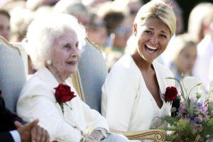 30年の忍び愛成就させたリリアン王女死去、97歳