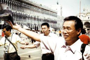 中国富裕層のロンドン旅行の平均消費額130万円