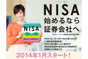 NISAの日、投資金額は一人当たり59万円