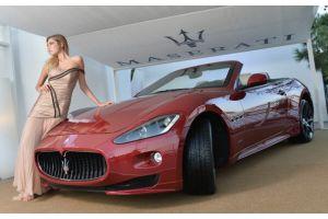 マセラッティ6.5倍、3月の輸入車販売