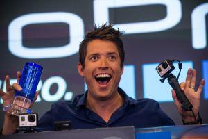 GoPro上場で富裕層45人、大富豪1人誕生