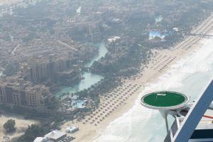 ドバイ世界最大の「気候制御都市」を建設