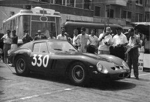 自動車史上最高額60億円超えか「フェラーリ250GTO」