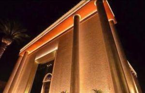 資産1400億円の宗教家、300億円神殿建設