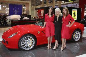 フェラーリ株割り当てでフィアット株価が上昇