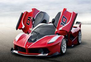 フェラーリ「FXX-K」を発表、限定オーナーテスト専用