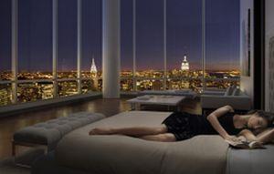 NYマンション史上最高額1億ドルで「One57」取引