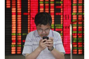 中国株安とシャドーバンキングで消える中国人富裕層の金