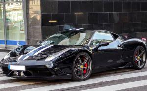 前代未聞! 全損フェラーリの修理費用2800万円をクラウドファンディング