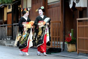 京都の町家に世界の富豪も注目