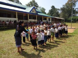 「途上国の学校建設に寄付」という幸せ