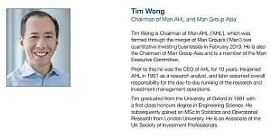 創業200年、マン・グループ会長は香港人のティム・ウォン【ヘッジファンドマネジャー列伝⑩】