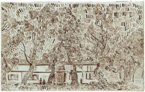 本物? 偽物? ゴッホの未公開スケッチ65枚が画集で出版