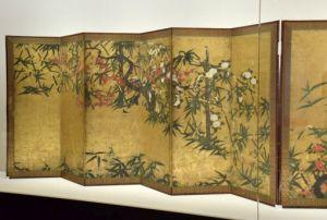 琳派の日本画家、鈴木其一の人気が上昇中