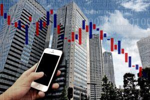 日経平均続落。高配当株投資にチャンス