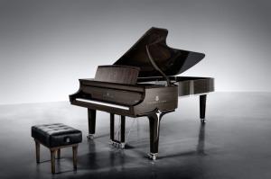 世界限定8台のピアノ BLACK DIAMOND